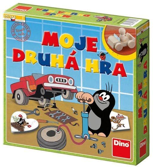 Dětská hra Moje druhá hra, DINO