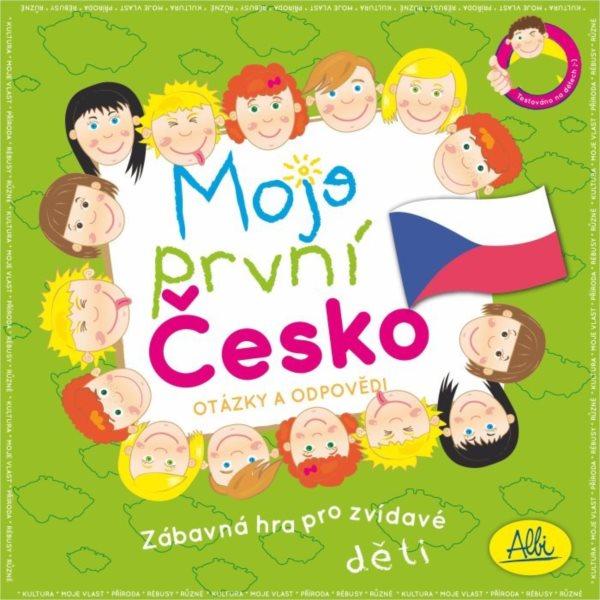 Dětská hra Moje první Česko, ALBI