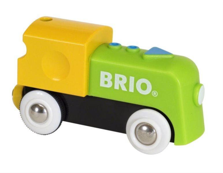 BRIO 33705 Moje první elektrická mašinka