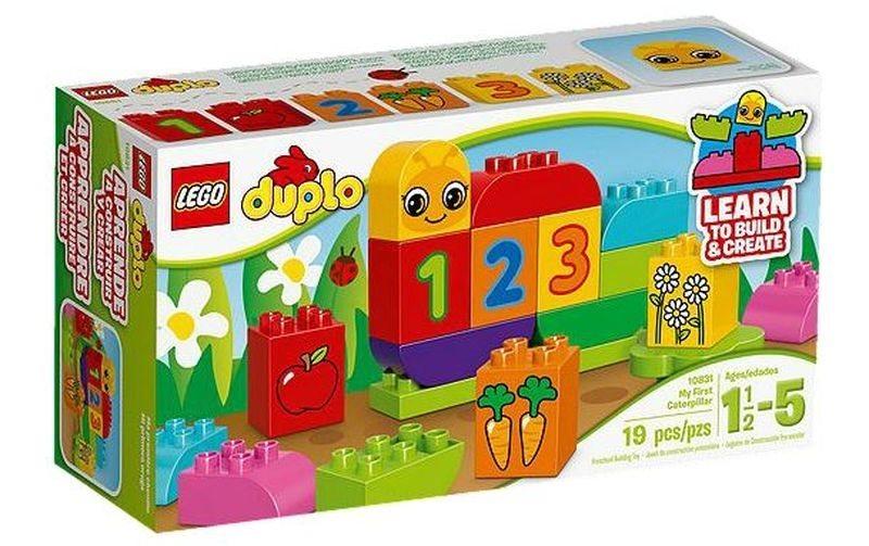 Stavebnice LEGO® DUPLO® 10831 Moje první housenka