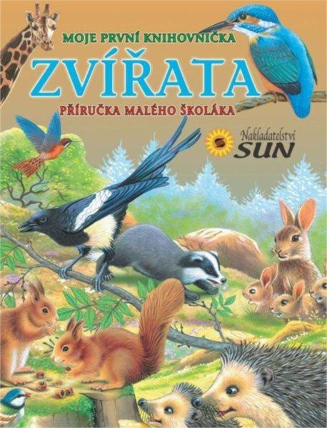 Příručka malého školáka: Zvířata, Nakladatelství SUN