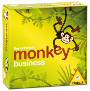 Monkey Business PIATNIK 720697