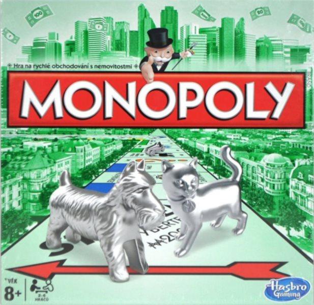 Společenská hra Monopoly, HASBRO