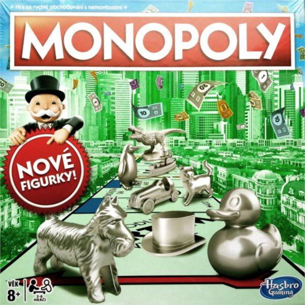 Monopoly CZ standard nové