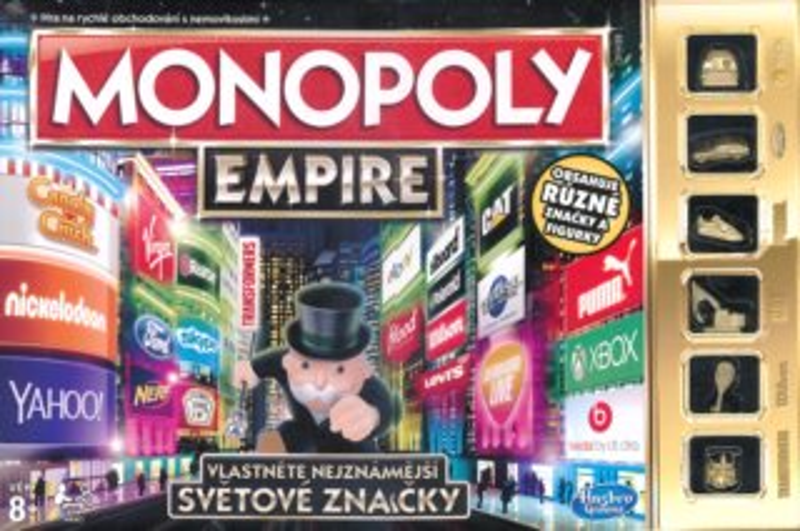 Společenská hra Monopoly Empire, HASBRO