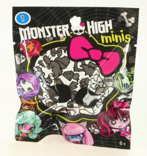 MATTEL Monster High Minis