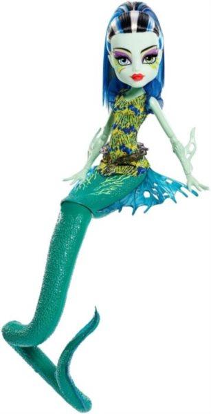 Monster High Mořská příšerka - Frankie Stein