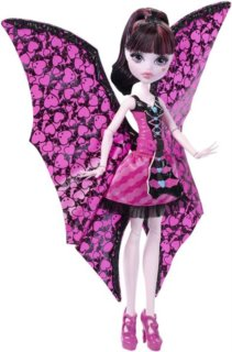 Monster High Netopýrka Draculaura