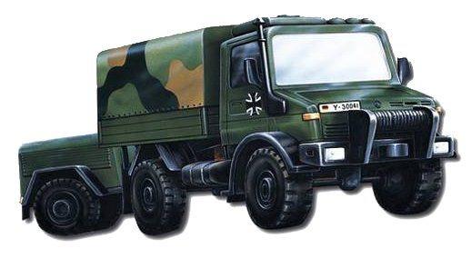 poškozený obal: Monti System 30 Bundeswehr
