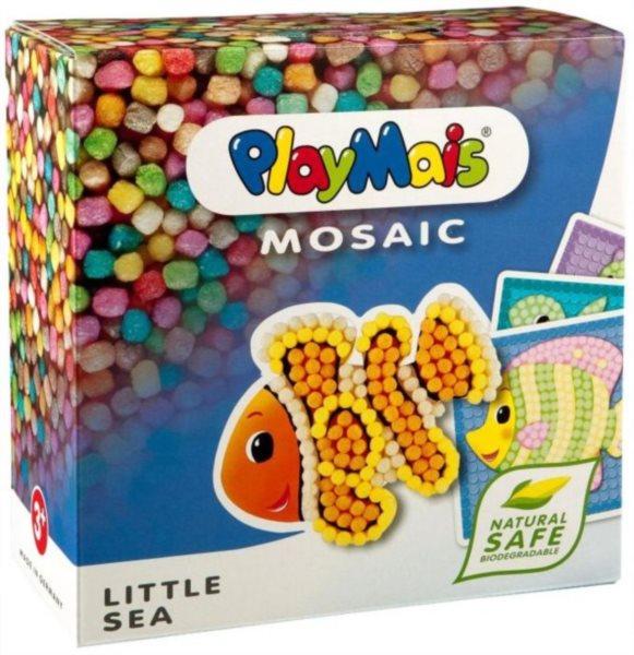 Stavebnice PLAYMAIS Mosaic: Mořský svět 2300 dílků