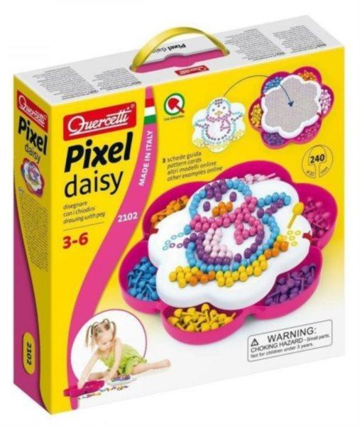 QUERCETTI Mozaika Pixel Daisy 150 ks (10mm)