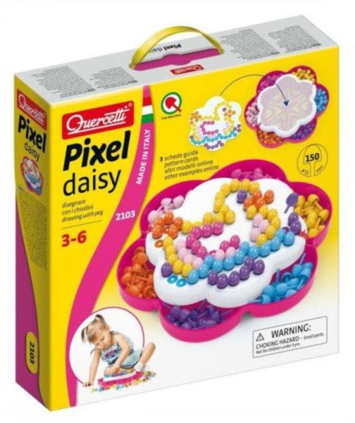 QUERCETTI Mozaika Pixel Daisy 150 ks (15mm)