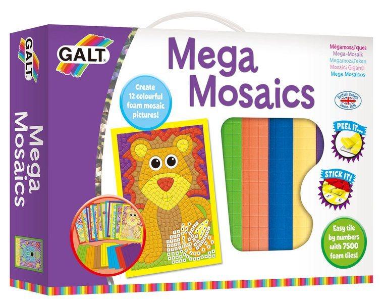 GALT Mega mozaiky 7500 dílků