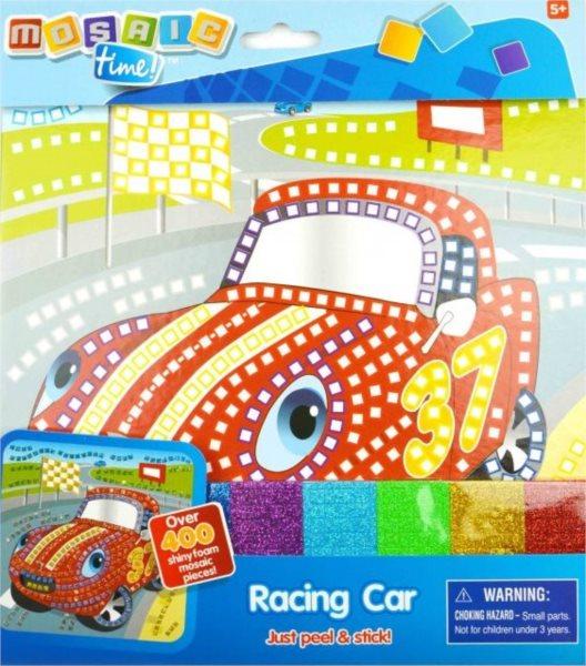Mozaikový obrázek MOSAIC TIME Auto