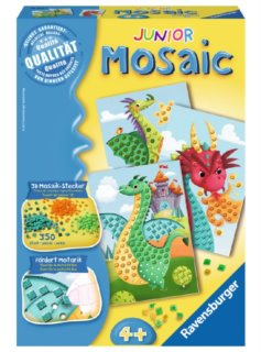 Ravensburger Mozaika Junior Draci