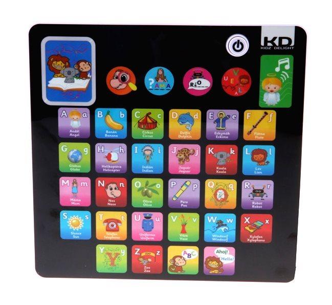 Tech-Too Můj první dvojjazyčný tablet