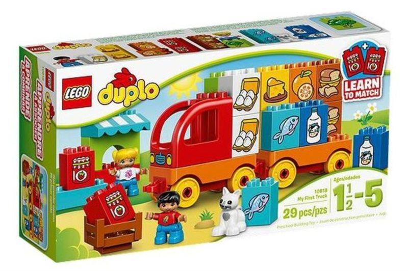 Stavebnice DUPLO® 10818 Můj první náklaďák