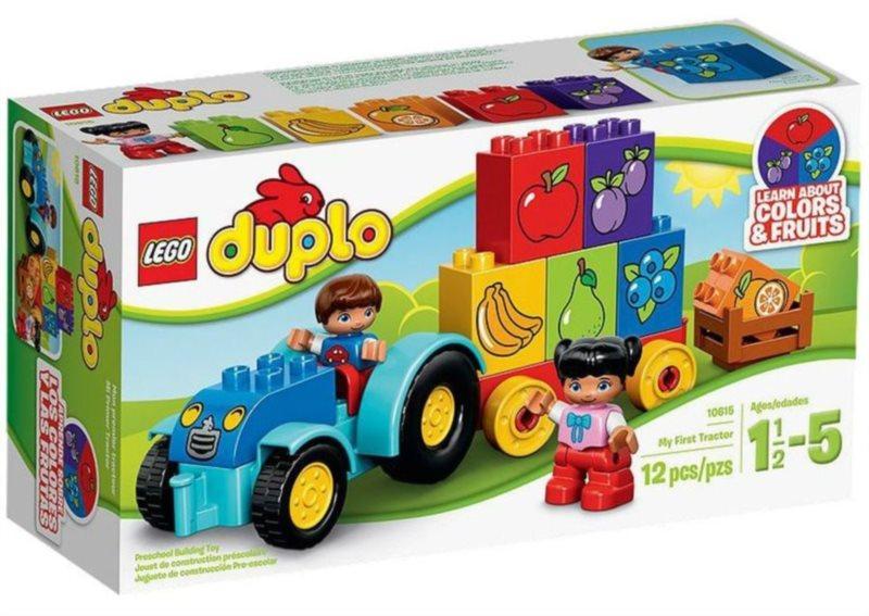 Stavebnice DUPLO® 10615 Můj první traktor
