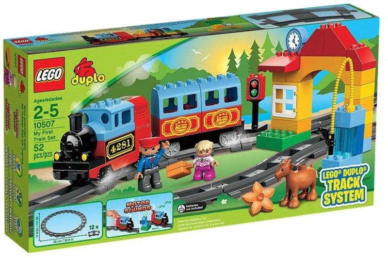 Stavebnice LEGO® DUPLO® 10507 Můj první vláček
