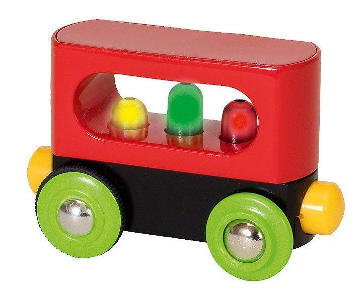 BRIO 33708 Můj první železniční vagón se světlem