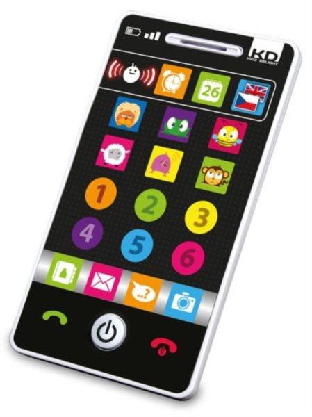 Tech-Too Můj Smartphone - dojjazyčný