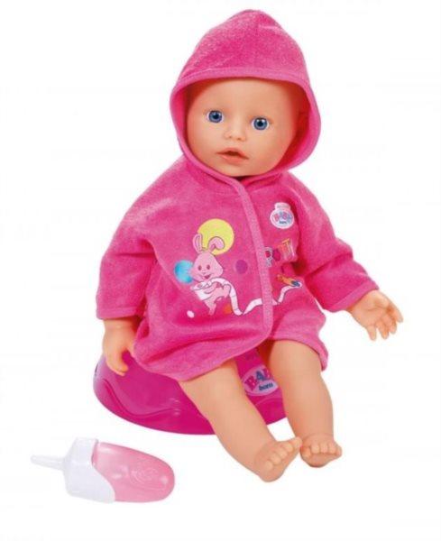 BABY BORN: Učím se na nočník