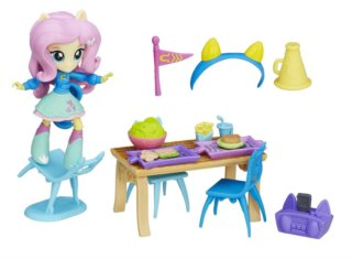 HASBRO, My Little Pony: Hrací set Fluttershy