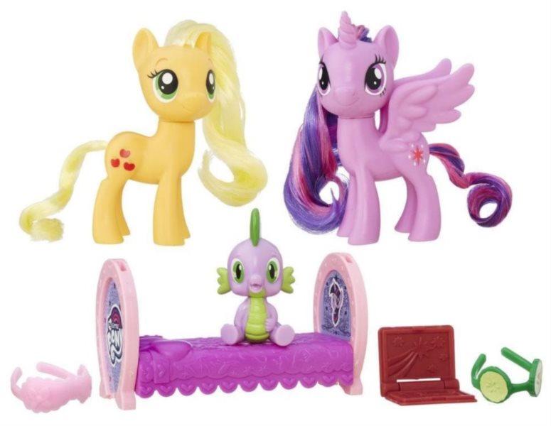 poškozený obal: HASBRO, My Little Pony: Královské přátelství