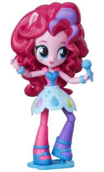 HASBRO, Equestria Girls: Pinkie Pie - C0839