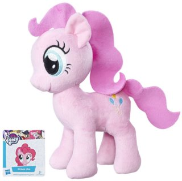 Plyšový My Little Pony: Pinkie Pie 24 cm