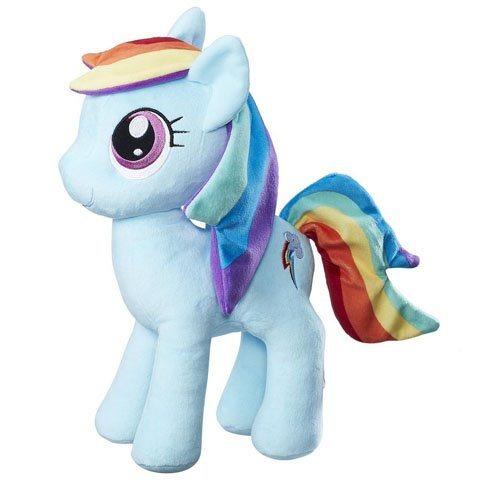 HASBRO, Plyšový My Little Pony: Rainbow Dash 33 cm