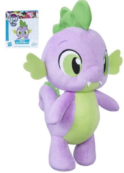 HASBRO, My Little Pony: Plyšový dráček Spike