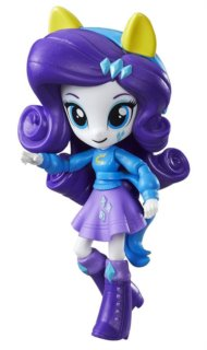 HASBRO, Equestria Girls: Rarity - B4903