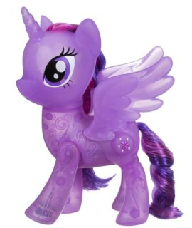 HASBRO, My Little Pony: Svítítcí Twilight Sparkle
