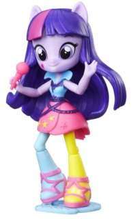 HASBRO, Equestria Girls: Twilight Sparkle - C0839