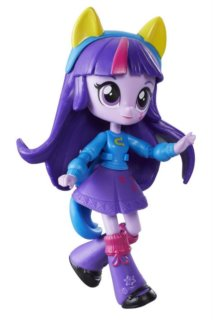 HASBRO, Equestria Girls: Twilight Sparkle - B4903