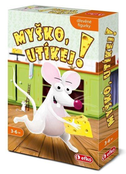 EFKO Hra Myško, utíkej!