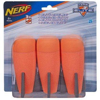 NERF N-STRIKE Náhradní rakety (3 ks)