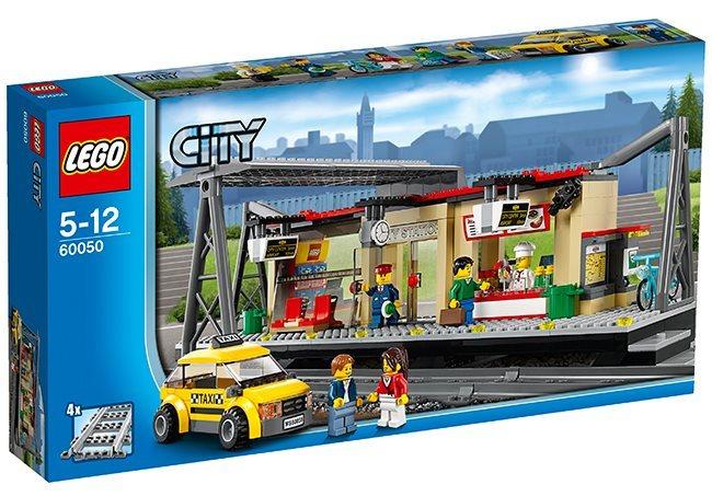 LEGO® 60050 - Nádraží LEGO City