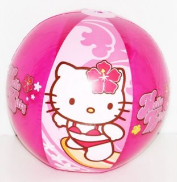 Intex Míč nafukovací Hello Kitty 51cm
