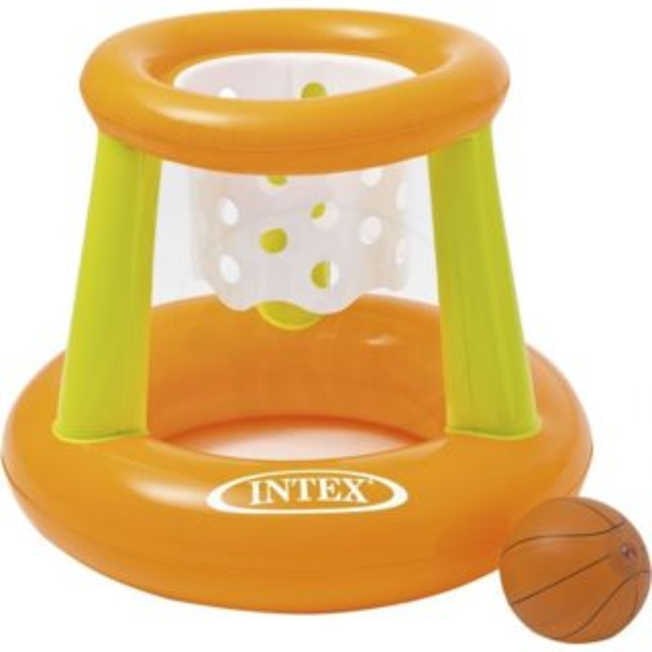 INTEX Nafukovací basketbalový koš