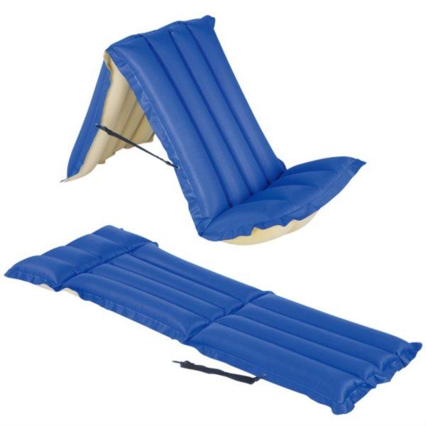 Nafukovací kempingová matrace