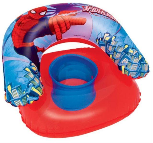 BESTWAY Nafukovací křeslo do vody - Spiderman