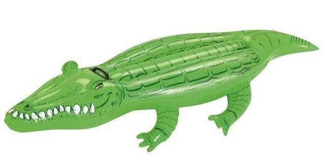BESTWAY Nafukovací krokodýl s držadlem - vodní vozidlo