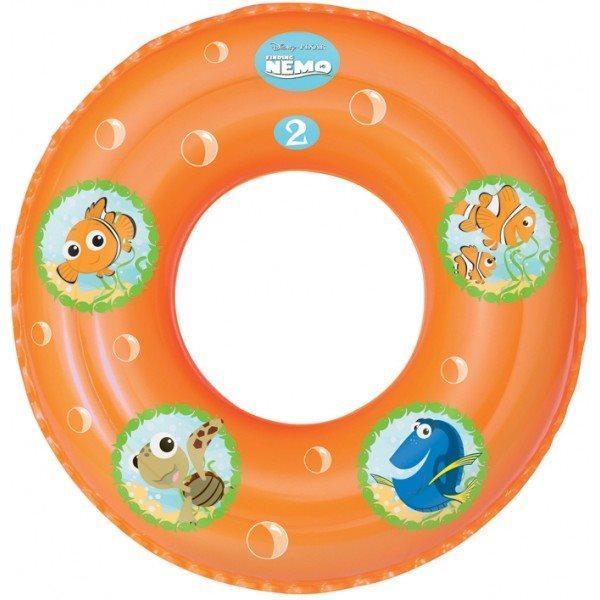 Nafukovací kruh Hledá se Nemo 51 cm