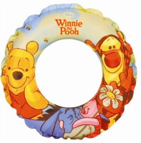Nafukovací kruh - Medvídek Pú