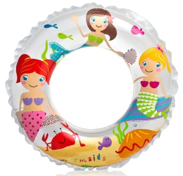 INTEX Nafukovací kruh Mořské panny 61 cm