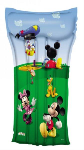 BESTWAY Nafukovací lehátko Mickey Mouse