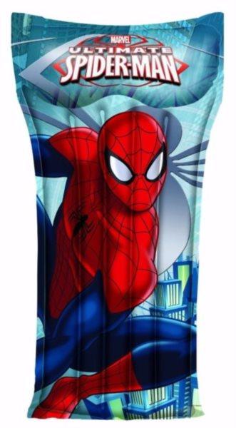 BESTWAY Nafukovací lehátko Spiderman