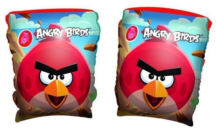 BESTWAY Nafukovací rukávky - Angry Birds